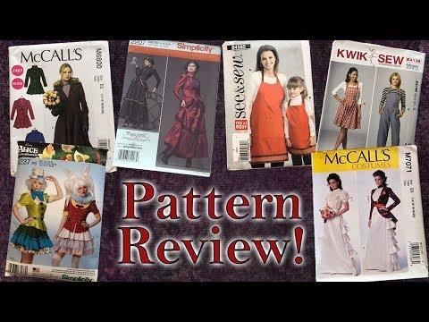 Pattern Review July 2019 | McCall's | Butterick | Kwik Sew | Simplicity