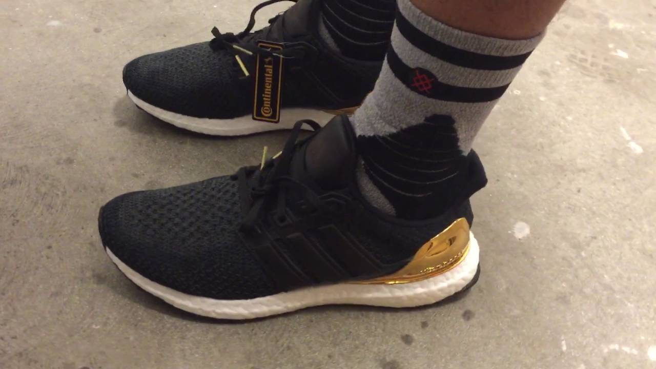 Adidas Ultra Boost Gold Medal los granados apartment.co.uk