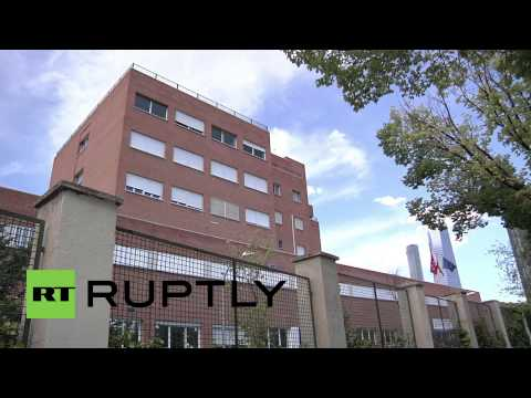 Spain: Priest dies from Ebola in Madrid, first case in Europe