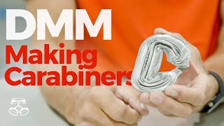 How DMM Makes Hot Forged Carabiners