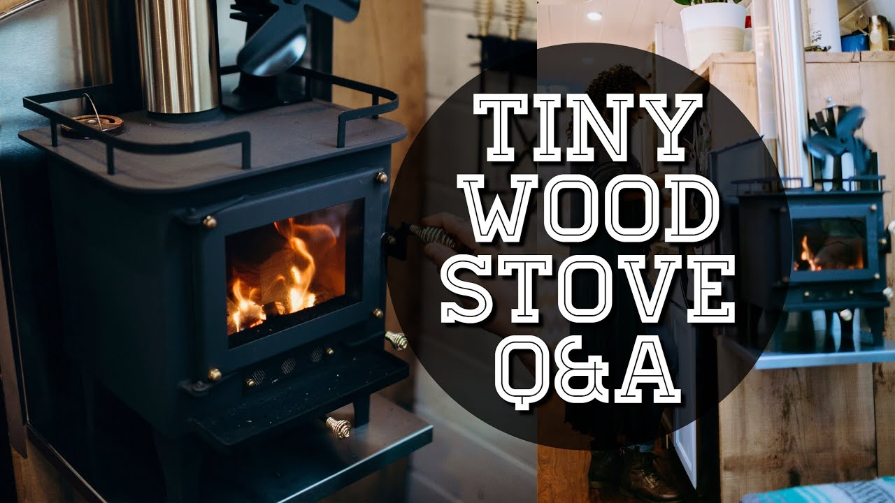 Tiny Wood Stove In A Tiny House The Cub Cubic Mini Wood Stove Review Youtube