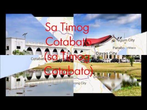 Cotabato/Ang Bayan Kong Sinilangan: by Asin w/ lyrics