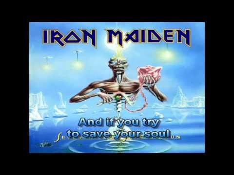 Iron Maiden  Moonchild [Karaoke]