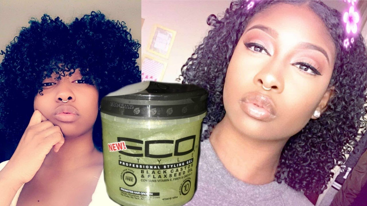styling natural hair with gel updated wash n go this new ecostyler black castor 4015 | maxresdefault