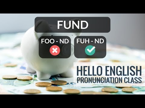 How To Say Words Related To Budget In English? Hello English Pronunciation Class 38