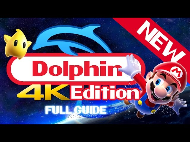 DOLPHIN Emulator: Complete Setup Guide! (Wii & GameCube