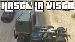 GTA V Online - Hasta La Vista (på svenska)