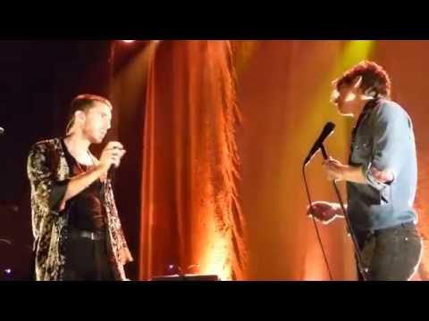The Last Shadow Puppets - The Meeting Place/Moonage Daydream - Terminal 5, NYC  - Aug 2, 2016