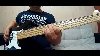 planetshakers - river - bass cover