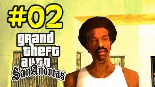 GTA San Andreas #02 Zé Pequeno