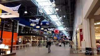 Гуляем по Москве  ✌           Выставка мебели в известном мебельном магазине...