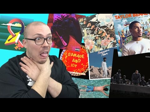 YUNOREVIEW: MARCH 2017 (Stormzy, Temples,...