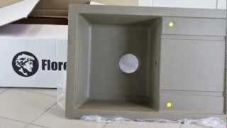 видео Кухонные мойки Florentina («Флорентина»): купить раковины для кухни в интернет-магазине «Лаваль»