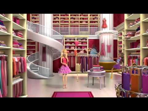 Barbie - 01 Prinzessin im Schrank.divx - YouTube