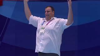 Полуфинал Азиады-2018 по водному поло. Китай - Казахстан