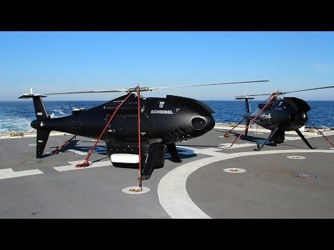CAMCOPTER S-100 em testes na Marinha do Brasil
