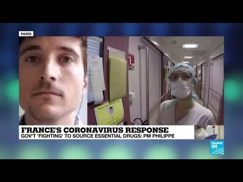 Covid-19 - France: 'We See Much Less People Coming For Other Pathologies'