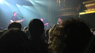 """As Tall As Lions - """"Maybe I'm Just Tired"""" @ reunion show in NYC 12/30/15"""