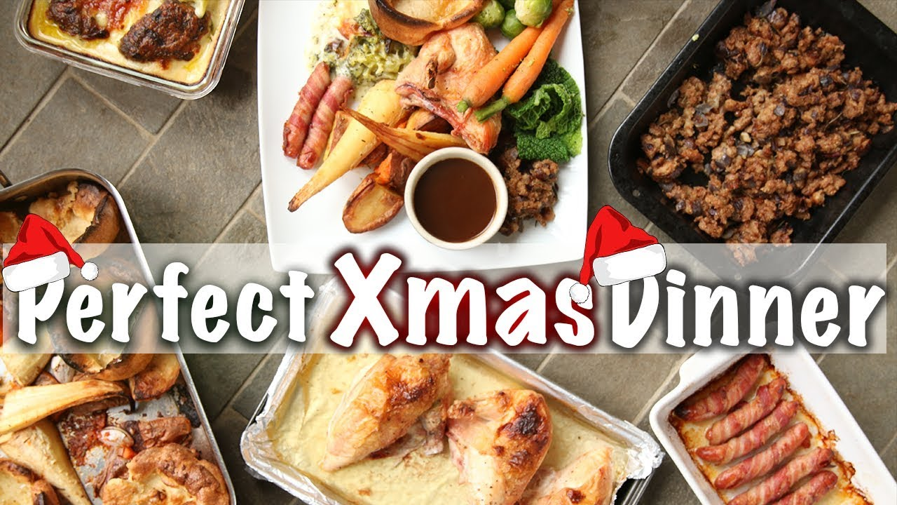 how to make the perfect christmas dinner