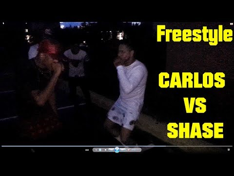 Freestyle CARLOS MONTESQUIEU VS EL SHASE Los Hermanos HD Vlog