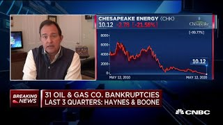 Chesapeake Energy Considers Bankruptcy Restructuring Of Its $9 Billion Debt