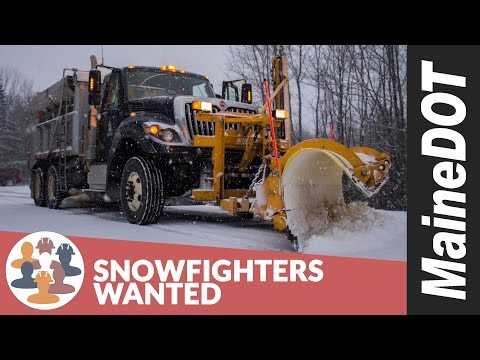 Snowfighters Wanted