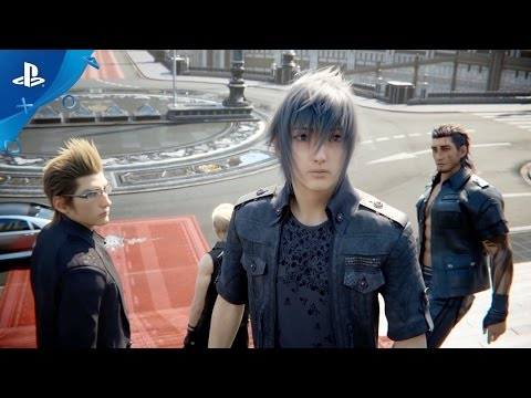 FINAL FANTASY XV - Official Accolades Trailer | PS4