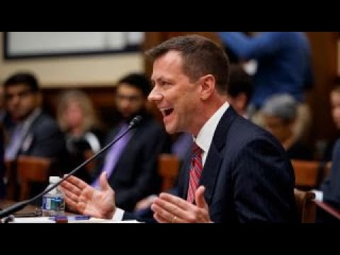 Peter Strzok fired over anti-Trump text messages