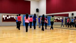 Begin Again - Line Dance (Dance & Teach in English & 中文)