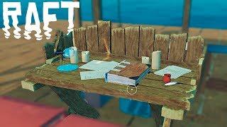 100% ОТКЛЮЧЕНИ ПРЕДМЕТИ | Raft #11