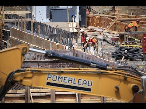 Barrage Donnacona – Reconstruction ¦ Donnacona Dam – Reconstruction