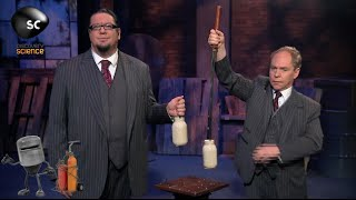 Splitting Bullets with Butter Knives: Penn & Teller Tell a Lie