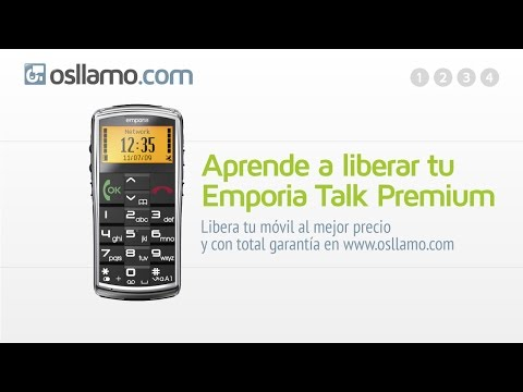 Liberar tu Emporia Talk Premium