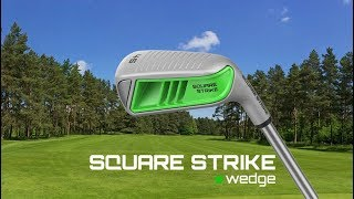 Square Strike Wedge: Your 45 Degree Solution to Fat and Thin Chip Shots