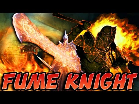 Dark Souls 3: Fume Knight BOSS - Cosplay Duels - This Build Is So GOOD! (Pick My Build EP 3)