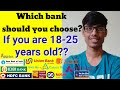 Best zero Balance Saving Bank Account😉 |Must watch if you are 18-25 Year's old