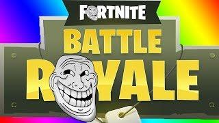 FORTNITE FUNNY TROLLING (Fortnite Battle Royale Funny Troll)