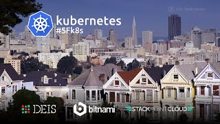 april 2016 san francisco kubernetes meetup with red hat s ryan jarvinen