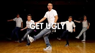 Jason Derulo  - Get Ugly (Intermediate Hip Hop Dance Video)   Mihran Kirakosian Choreography