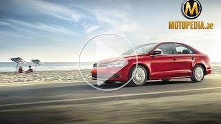 2014 Volkswagen Jetta review -  تجربة فولكس واجن جيتا - Dubai UAE Car Review by Motopedia.ae