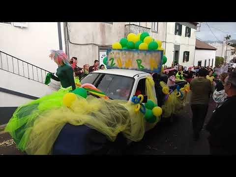 Desfile de Carnaval do Pico da Pedra 2019