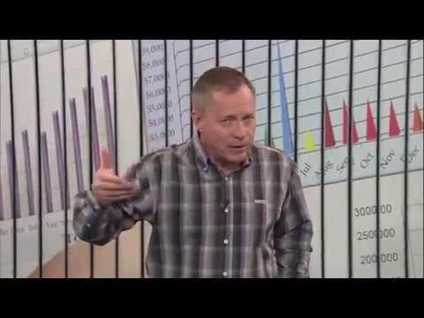 Episode 9 - Dawie Roodt beskryf wat Bitcoin en Blockchain is