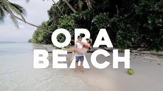 TRAVEL-VLOGGG #111 -  Pantai Ora & Raja Ampat