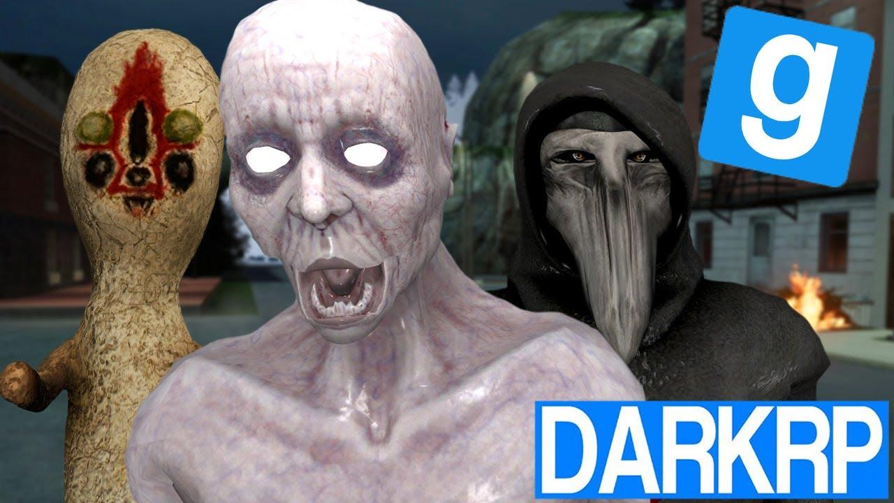 SCP DECONFINEMENT GENERAL ! - Garry's Mod DarkRP