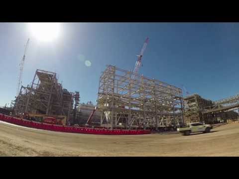 Wheatstone Project Update – January 2017