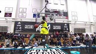 2018 McDonald's High School Dunk Contest Video