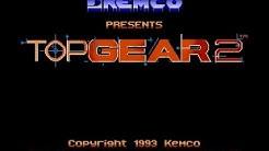 SNES Longplay [212] Top Gear 2