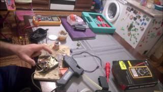 Жөндеу және қайта жасау зарядтау шуруповерта
