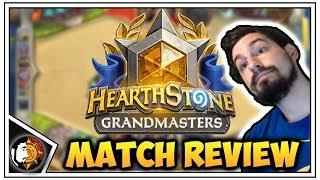 Hearthstone: Strifeco Vs PNC - Grandmasters Match Review (Week 2)