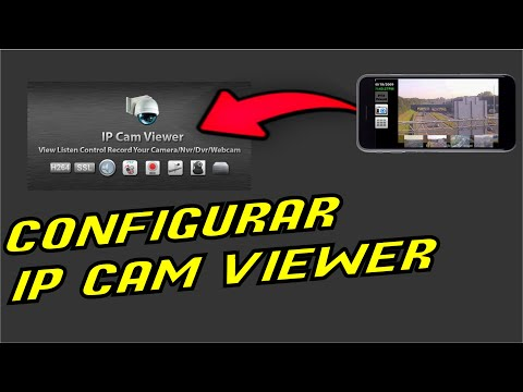 configurar app ipcam viewer youtube. Black Bedroom Furniture Sets. Home Design Ideas
